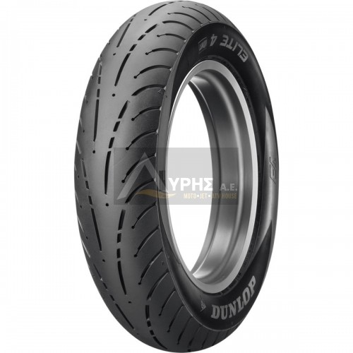 DUNLOP ELITE 4 REAR 150/80-16 B 77H TL, 635376
