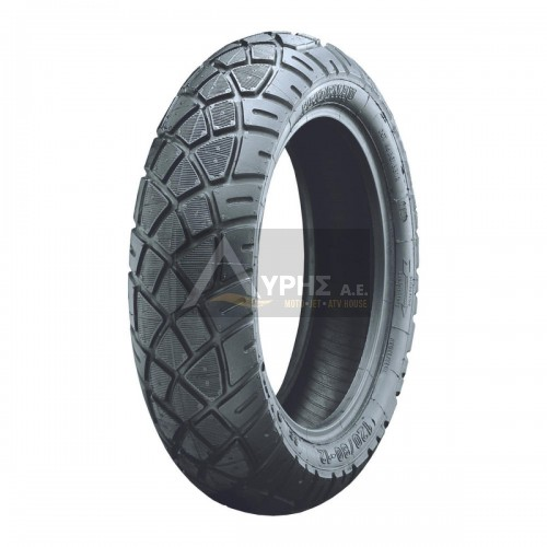 HEIDENAU TIRE K58 MODIFIED 120/70-12 58S TL REINFORCED, 11120069