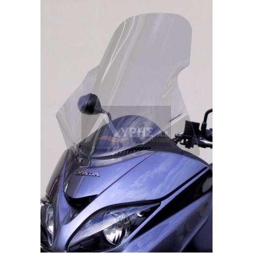 FABBRI ΖΕΛΑΤΙΝΑ ΔΙΑΦΑΝΕΣ 605x730mm EXCLUSIVE ΓΙΑ HONDA FORZA 250 2005-2007, 2250-E-X