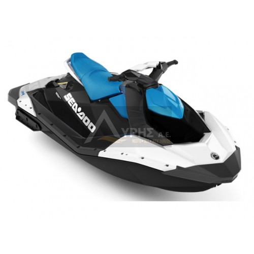 SEA-DOO SPARK 900 HO ACE 2UP IBR 2018