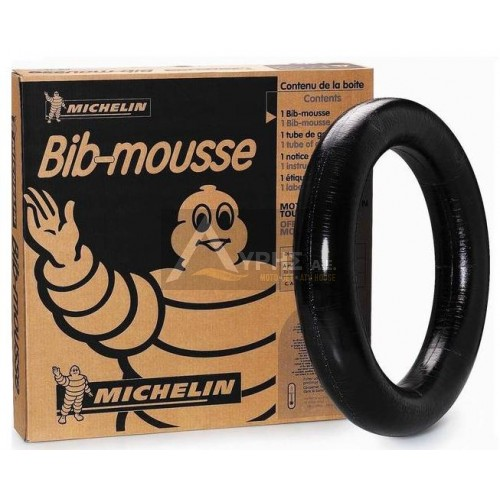 MICHELIN BIB MOUSSE 100/90-19 AC 10 & STARCROSS / 120/80-19 M12XC & S12XC, 057334