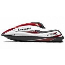 Kawasaki 800 Sx - R