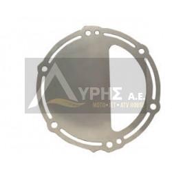 RIVA RACING D-PLATE CATALYTIC CONVERTER ELIMINATOR FOR YAMAHA XL / XLT / GP 1200 / GP 1300 R 1999-2008, RY1819