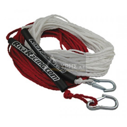 RIVA RACING TOW ROPE, 18m., ΑΣΠΡΟ, RY8-A1920-WHITE