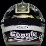 GOGGLE GRIP SILVER G1001-SL