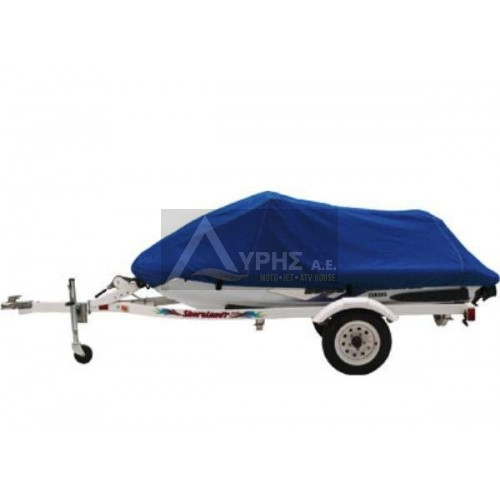 COVERCRAFT ΚΟΥΚΟΥΛΑ ULTRA TECT FABRIC TRAILERABLE BLUE ΓΙΑ SEADOO RXPX 260 1500cc 2012-2013, XW-896-UL