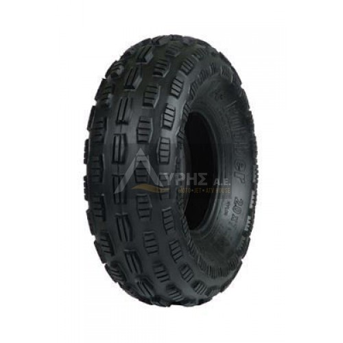 VEE RUBBER SPEEDWAY VRM-208 TIRE FRONT, 20X7-8, 4 Ply