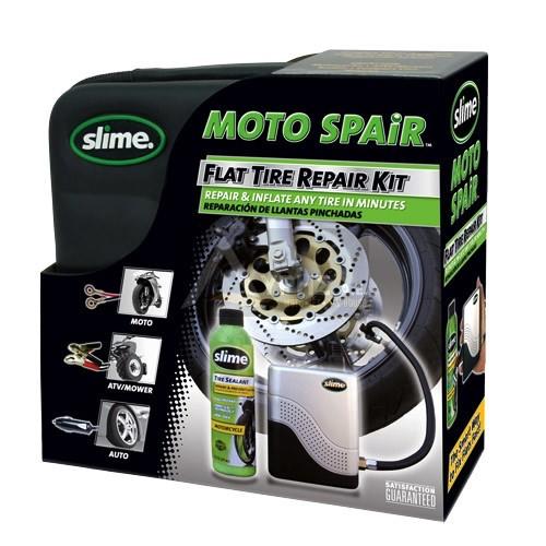 SLIME POWER SPORT SMART REPAIR SPAIR COMPRESSOR, 50024