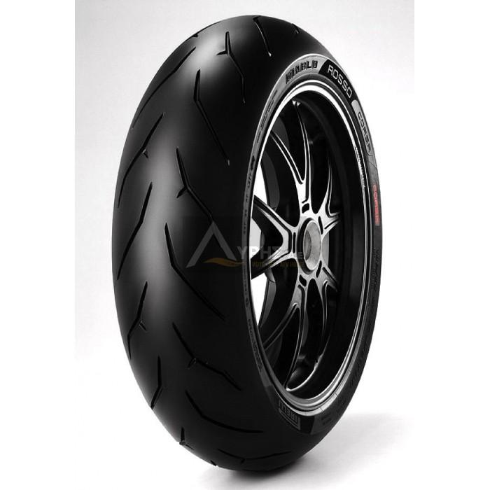 Pirelli Diablo Supersport Tire Rear 190//50-17 ZR TL